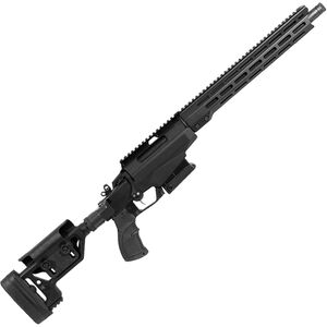 "Tikka T3X TAC A1.308 Win Bolt Action Rifle 16"" Threaded Barrel 10 Rounds Adjustable Chassis Stock M-LOK Forend Black"