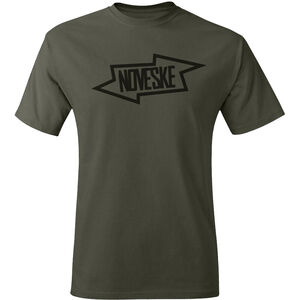 Noveske Bolt T-shirt Men's Medium Cotton Military Green 01001426