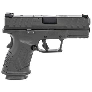"Springfield Armory XD-M Elite Compact OSP Semi Auto Pistol 9mm Luger 3.8"" 14 Round Optics Ready Black"
