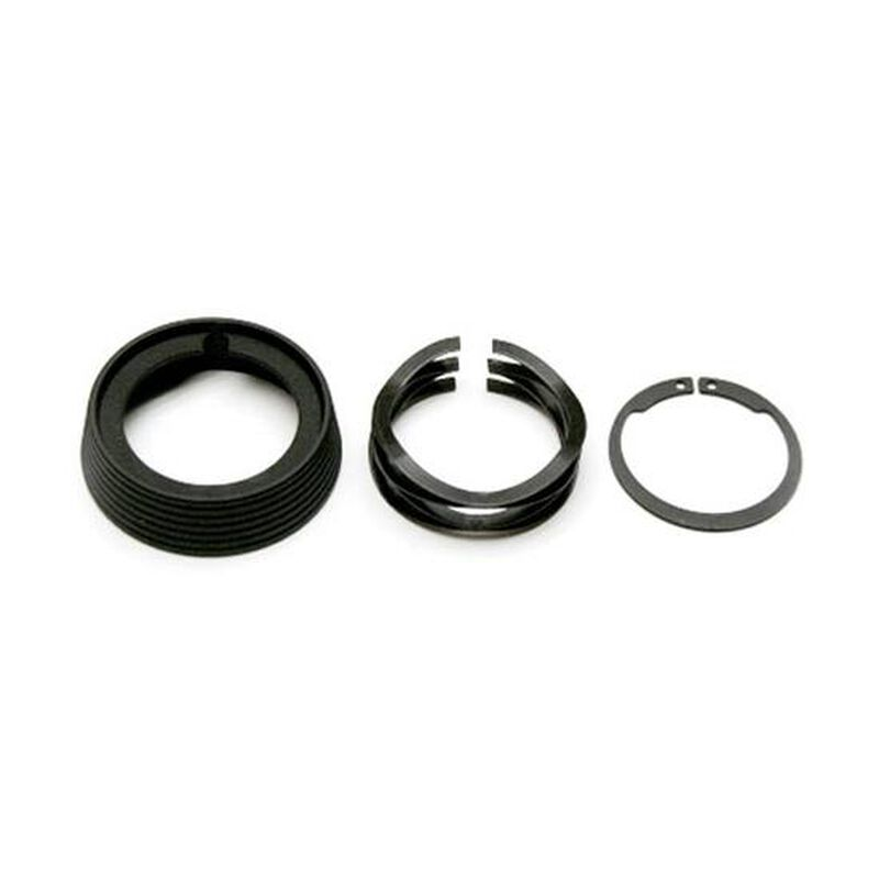 CMMG AR-15 Hand Guard Slip Ring (Delta Ring) Kit Black 55DA2CF