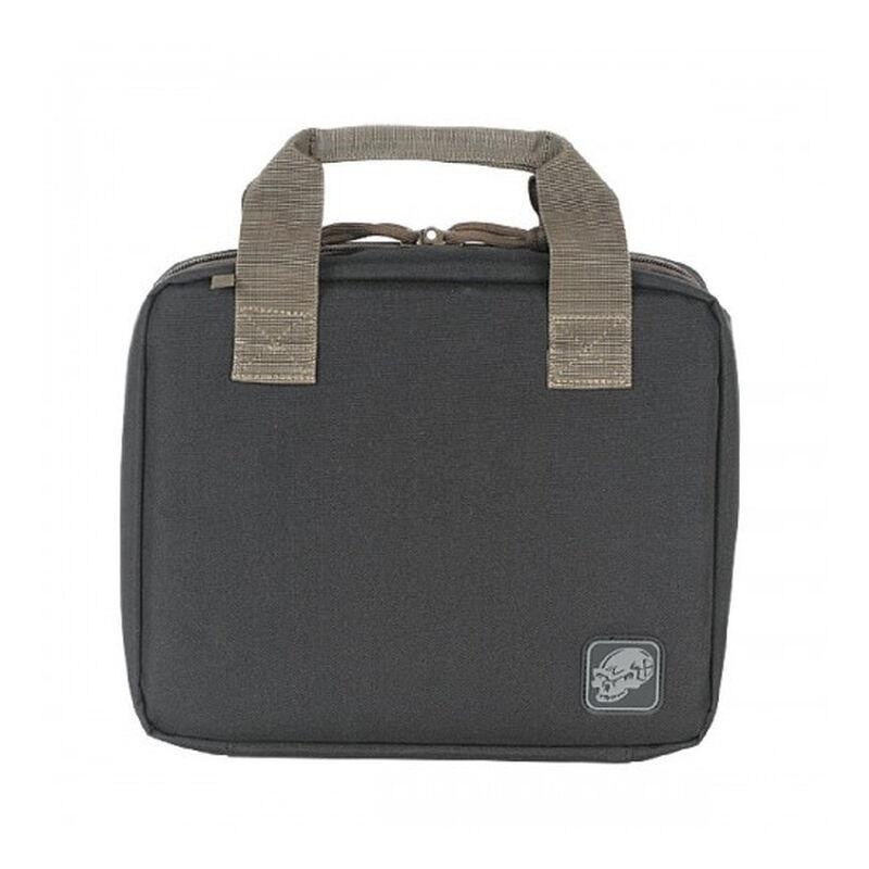 Voodoo Tactical Discreet Pistol Case 1000D Cordura Slate Gray