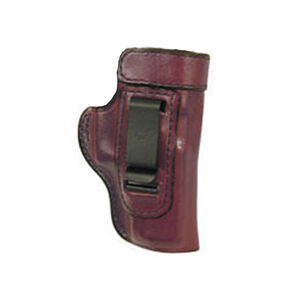 Don Hume Glock 42 Inside The Waistband IWB Left Hand Leather Brown J167105L