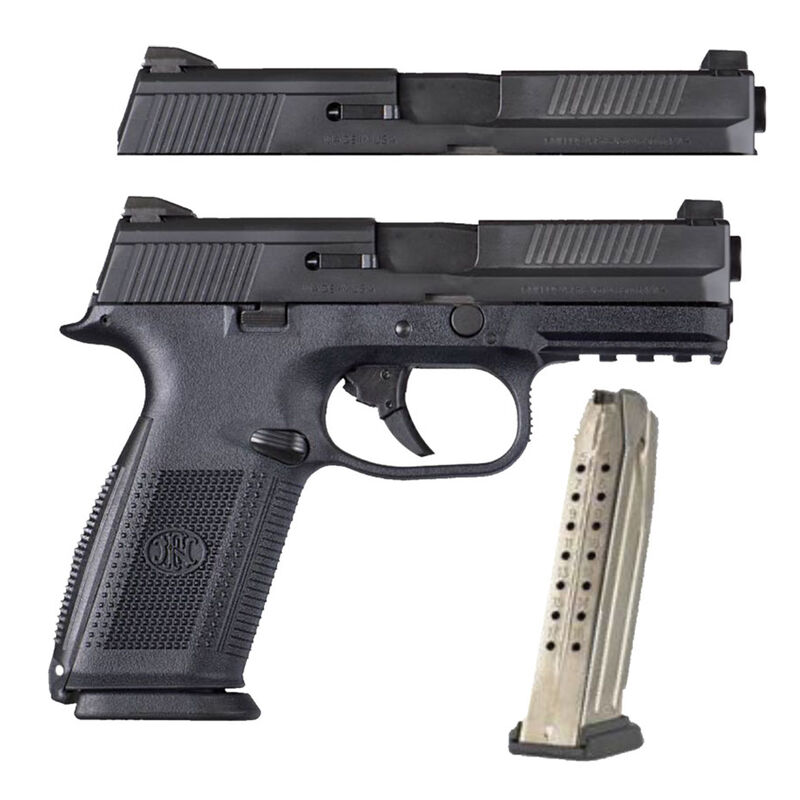 """FN FNS 9mm/.40 S&W Combo 4"""" Barrel 17/14 Rounds"""