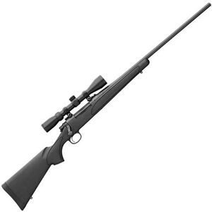 "Remington 700 ADL Scoped 243 Win 24"" Synthetic Stock"
