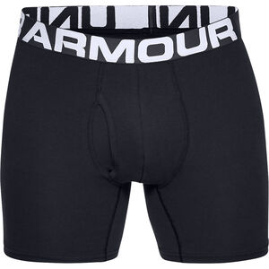 Under Armour Charged Cotton Boxerjock 3 Pack 2X-Large White