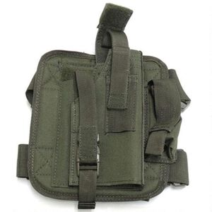 Voodoo Tactical Drop Leg Holster Right Hand Olive Drab Green 20-0052004001