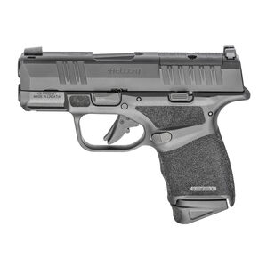 "Springfield Armory HELLCAT OSP 9mm Semi-Auto Pistol 3"" Barrel Optics Ready 10 Rounds Black"