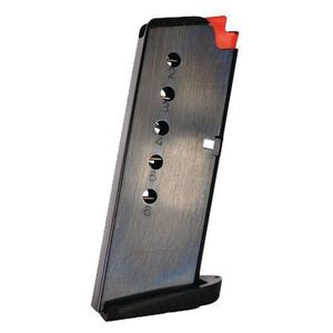 Taurus 740 Slim 6 Round Magazine .40 S&W Steel Blued