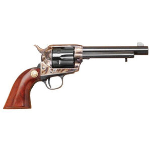 "Cimarron Model P .38-40 Win Single Action Revolver 5.5"" Barrel 6 Rounds Pre-War Frame Blued/Color Case Hardened Finish"