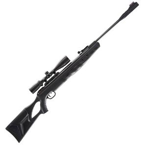 Umarex USA Octane Elite Break Barrel Air Rifle .22 Caliber 1200 fps 3-9x40mm Scope Synthetic Stock Black