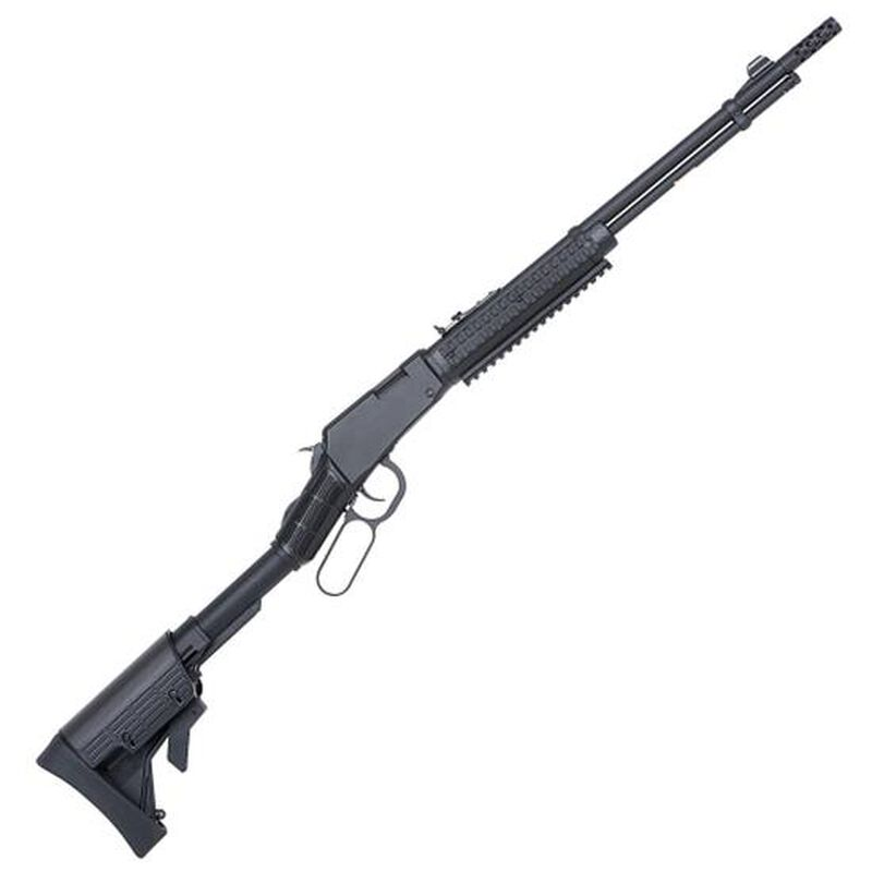 Mossberg 464 SPX Tactical Lever Action Rifle  22 LR 18