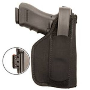 BLACKHAWK! Belt Holster #03 for Colt 1911 and Similar Autos with Laser Right Hand Black Nylon