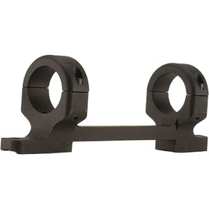 "DNZ Remington Model 7, 673 and XR 100 1"" High Mount Right Hand Black 64700"