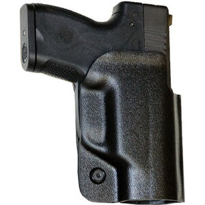 Beretta BU Nano ABS Belt Holster Right Hand Draw Thermo Formed Nylon Matte Black E00809