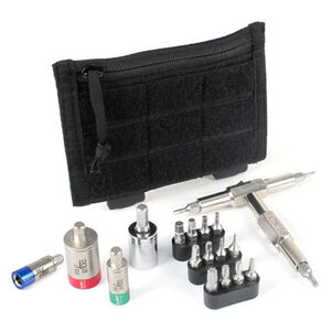 Fix It Sticks Three Limiter Kit with Pouch 65, 25, And 15 Inch-Pound Limiters With Zippered Pouch