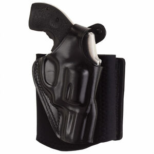 Galco Ankle Glove FN FNS 9/40 Holster Left Hand Black