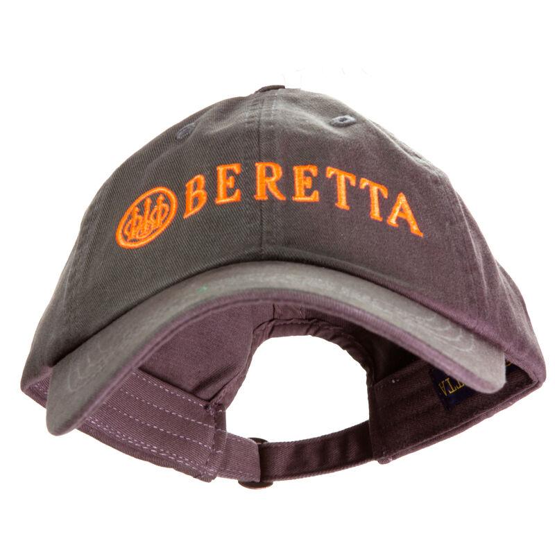 Beretta Cotton Twill Ball Cap OSFM Gray