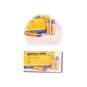 Buffalo Bore .454 Casull Ammunition 20 Rounds LBT-LWN 360 Grains 7C/20