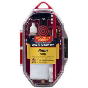 Shooter's Choice 9MM Pistol Gun Cleaning Kit