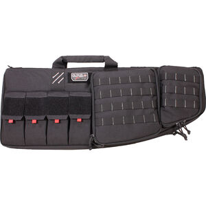 "G Outdoors Tactical AR Case 32"" Length 1000 Denier Black"