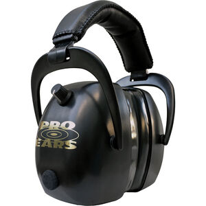 Pro Ears Gold II 30 Electronic Hearing Protection 30 dB Black