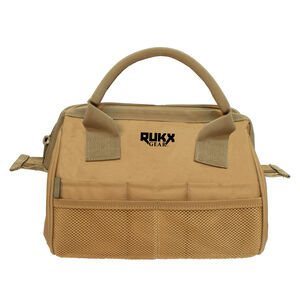 American Tactical Imports RUKX Gear Tool Bag 600D Polyester Tan
