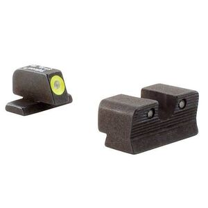 Trijicon HD Tritium Sights SIG SAUER Yellow Outline Green Front Sight Green Rear 3 Dot Sights SG101Y