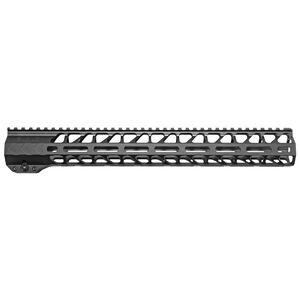 "BAD BATTLEARMS WORKHORSE 15"" AR-15 Freefloat Handguard M-LOK Compatible Aluminum Black Finish"