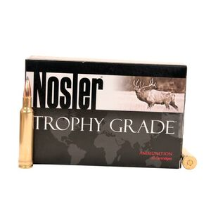 Nosler Trophy .270 Wby Mag 150 Grain AccuBond 20 Rnd Box