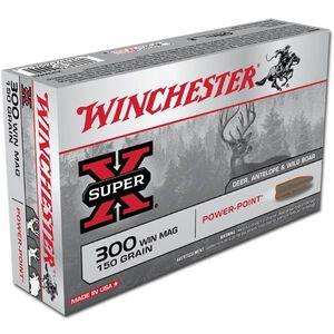Winchester .300 WIN MAG 150 Grain PSP 20 Round Box