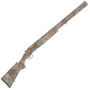 "TriStar Hunter MAG II 12 Gauge Over/Under Shotgun 28"" Barrel 2 Rounds Synthetic Stock Mossy Oak Duck Blind Camouflage Finish"
