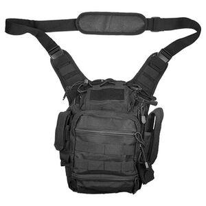 """NcSTAR First Responders Bag 12.5""""x8.5""""x7.25"""" Nylon Black"""