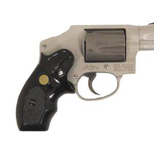 DeSantis Clip Grip S&W J Frame Revolvers Checkered Polymer Black T07BA02Z0
