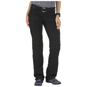 5.11 Tactical Women's Stryke Flex-Tac Pants Size 10R Black