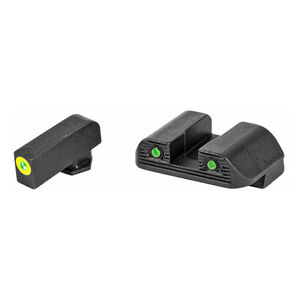 AmeriGlo Trooper Sight Glock 42/43 Green Tritium GL-822