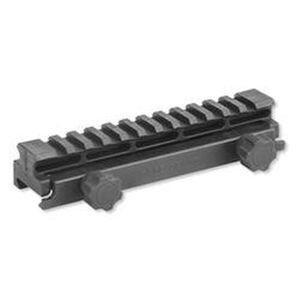 "TAPCO INTRAFUSE AR-15 Picatinny Riser Mount 5.50"" Aluminum Black MNT0931B"