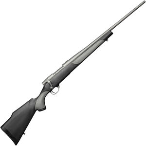 "Weatherby Vanguard Weatherguard Bolt Action Rifle .300 Wby Mag 26"" Barrel 3 Rounds Synthetic Stock Grey Cerakote Finish"