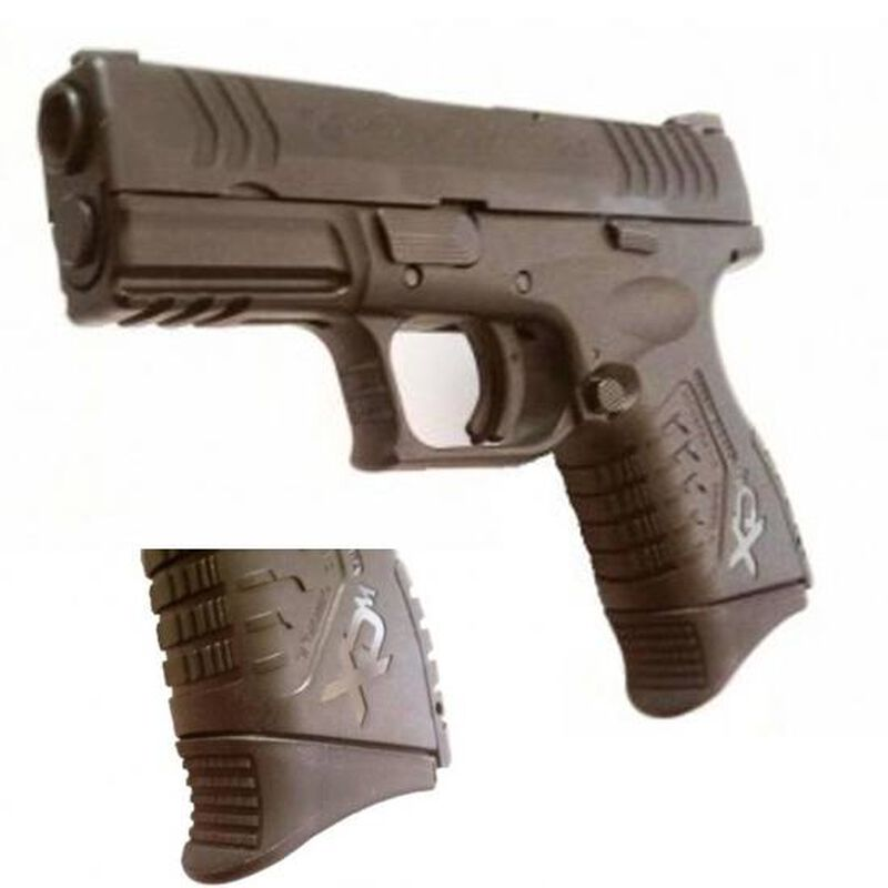 Pearce Grip Extension Springfield Armory XD  45 ACP Plus Zero Polymer Black  PG-XD45