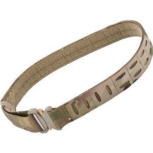 "Sentry Gunnar Low-Profile Operator Belt Men's Size Medium 1.75"" MOLLE Quick Release Heavy Duty Nylon Multi Cam"