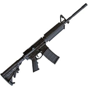 "CORE15 M4 Semi Automatic Rifle 5.56 NATO 16"" Barrel 30 Rounds Polymer Collapsible Stock Black Finish 100278"