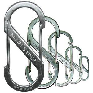 Nite Ize S Biner Stainless Steel