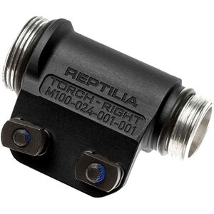Reptilia Torch Light Body 3V Fits M300 Scout Bezels/Tail Caps M-Lok Right Side Aluminum Black