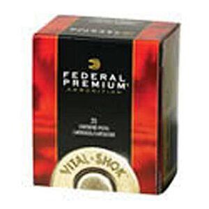 Federal Ammunition Vital-Shok .500 S&W 325 Grain A-Frame 20 Round Box