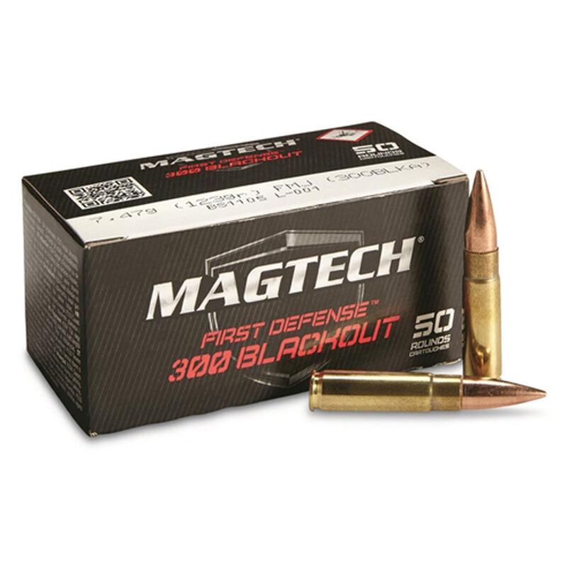 Magtech First Defense .300 Blackout Ammunition 1000 Rounds HPFB 115 Grains 300BLKA