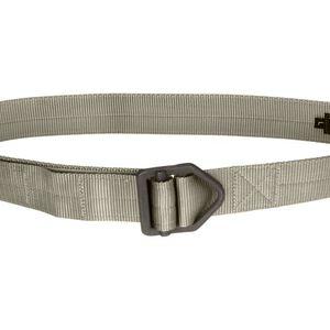 "Tac Shield Tactical Rigger Belt 1.75"" Nylon Webbing Steel Buckle Small OCP/MC Tan"