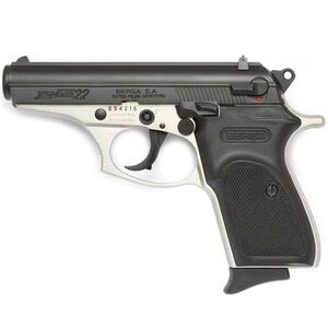 "Bersa Thunder 22 Semi Auto Handgun .22LR 3.5"" Barrel 10 Rounds Fixed Sights Polymer Grips Duotone Finish T22DT"