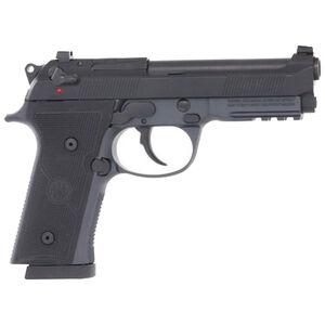 "Beretta 92X RDO FR Centurion 9mm Luger Semi Automatic Pistol 4.25"" Barrel 17 Rounds Optic Cut Slide High Visibility Sights Black Finish"