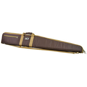 "NcSTAR Shotgun Case 2958 54""x8"" Padded Synthetic Fabric Brown"