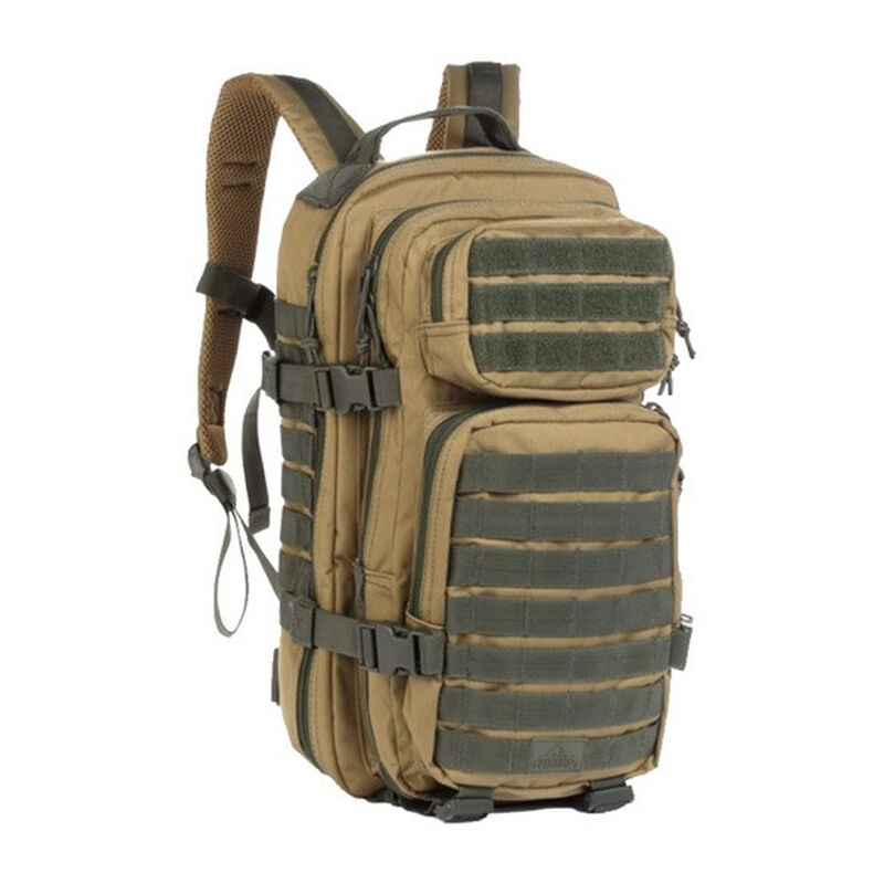 Red Rock Outdoor Gear Rebel Assault Pack Coyote/Olive Drab