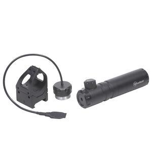 Firefield Speedstrike Green Laser Sight CR123A Battery Mount/Push Button/Pressure Pad Aluminum Matte Black